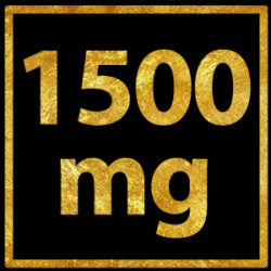 1500 mg