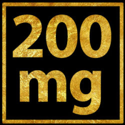 200 mg
