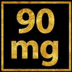 90 mg