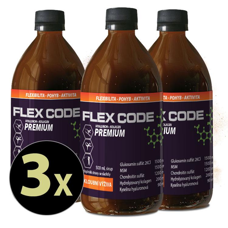 Flex Code Premium kloubní výživa