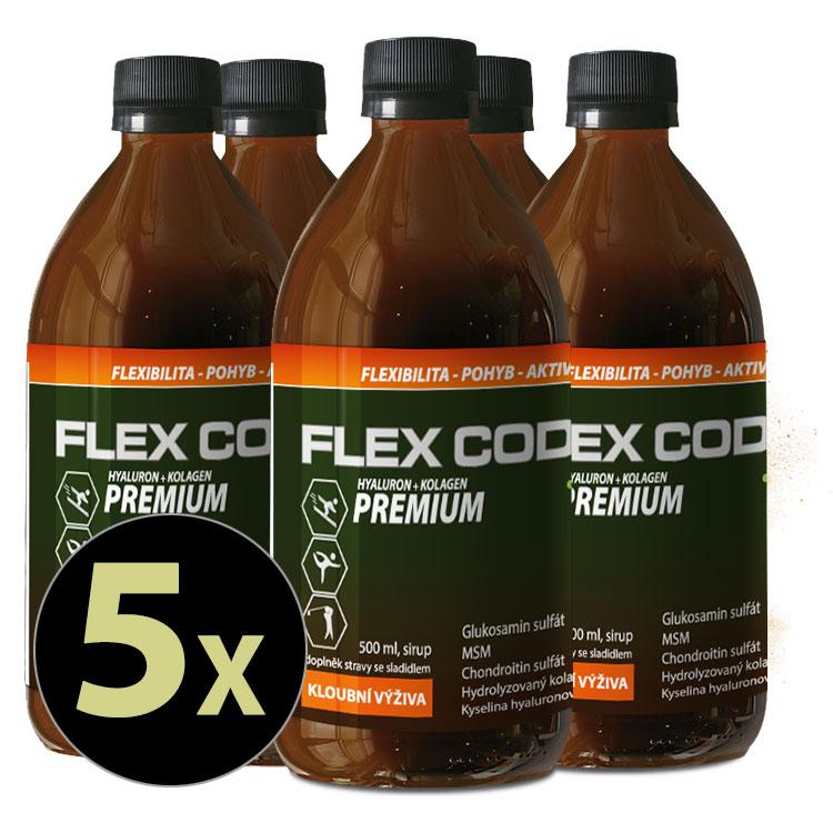 Flex-Code-Premium-new-packs-5x-white