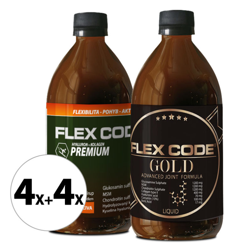 Flex Pack 4+4