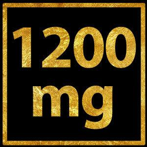 1200 mg glukosamin sulfát