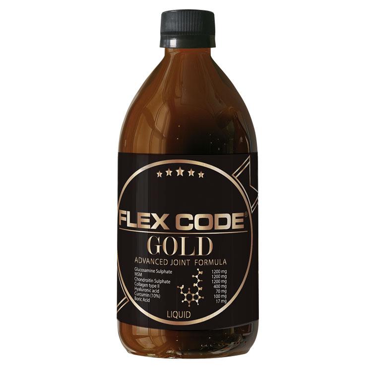 Flex Code Gold - kloubní výživa