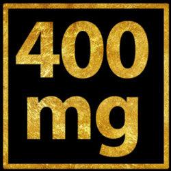 400 mg